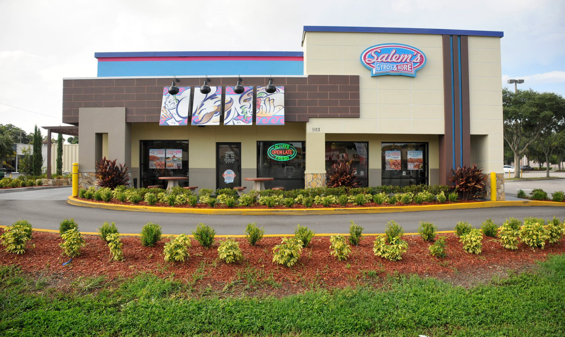 Salem's Fresh Eats Brandon – W Brandon Blvd