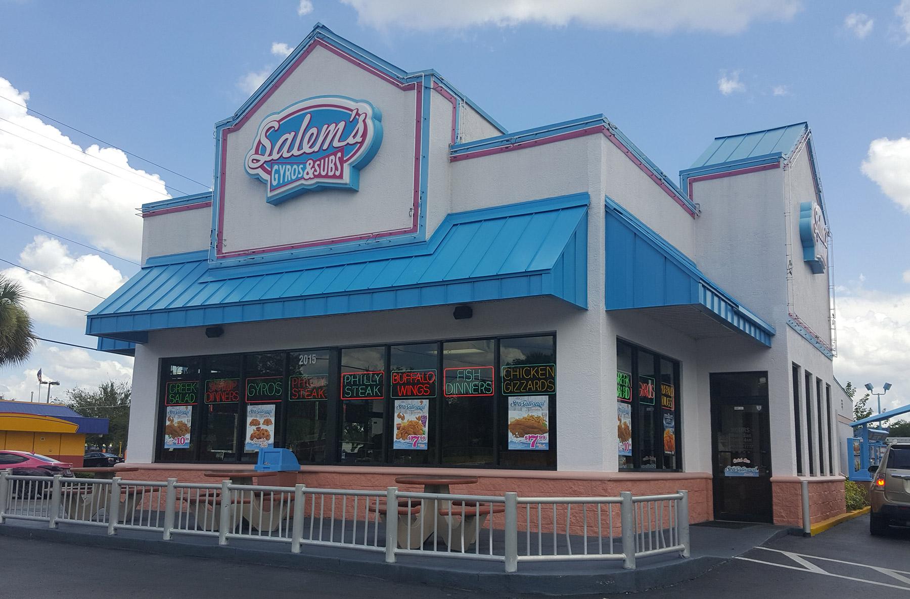 Salem's Fresh Eats Tampa – N 50thSt