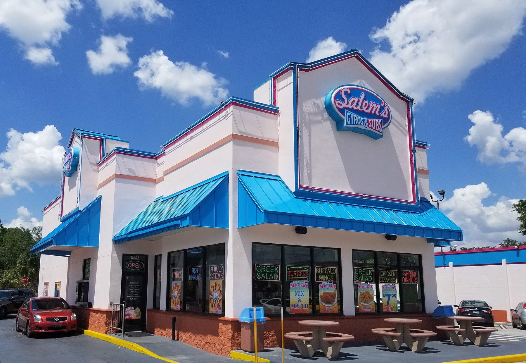 Salem's Fresh Eats Tampa – E Hillsborough Ave