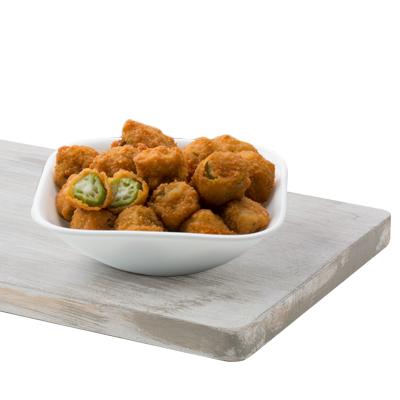 Shareables - Fried Okra (3)